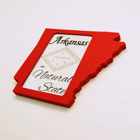 Arkansas picture frame 4x6