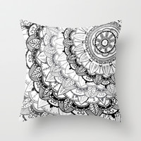 Shade Throw Pillow by Rskinner1122