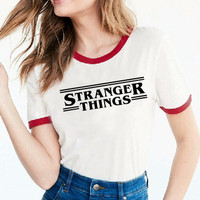 Stranger Things Inspired Tee!