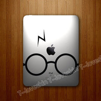 Harry potterDecal for Macbook Pro Air or Ipad by Tloveskin on Etsy