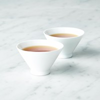 Lotus Teacups - Set of Two - Samovar Tea Lounge - Drink Tea
