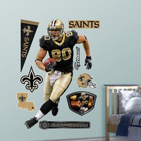 Fathead New Orleans Saints Jimmy Graham Wall Decals