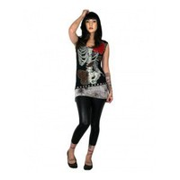 Too Fast Studded Hadley Tunic Dead Flowers