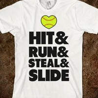 Hit & Run & Steal & Slide