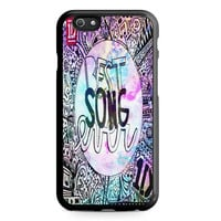 One Direction best song ever band galaxy Iphone 5s Case