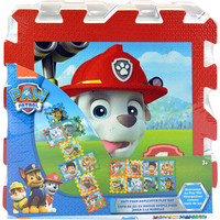 Paw Patrol Soft Foam Hopscotch Play Mat