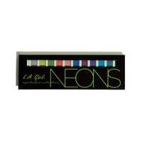 LA Girl Beauty Brick Eyeshadow Palette - Neons