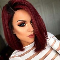 Lace Front Synthetic Wig (Heat Friendly)