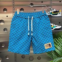 GG summer new men's and women's loose shorts