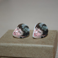 Sam Weir Freaks and Geeks Earrings Television Celebrity Jewelry