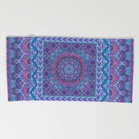 Farah Squared Beach Towel by Aimee St Hill