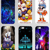 New Undertale Case Papyrus, Toriel, Undyne Flowey Case For iPhone And Samsung