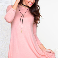 Shop Priceless Maeve Dress - Blush