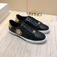 2020 New Versace Men Fashion Chain Reaction Sneakers Sport Shoes Runnin shoe for men BEST Quality