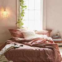 Magical Thinking Bandhani Duvet Cover