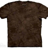 Browl Solid Color Tie Dye T-Shirt