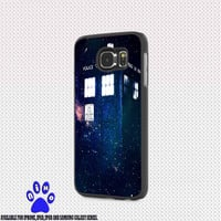 Doctor Who Tardis In Space Widescreen for iphone 4/4s/5/5s/5c/6/6+, Samsung S3/S4/S5/S6, iPad 2/3/4/Air/Mini, iPod 4/5, Samsung Note 3/4 Case *005*