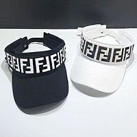 FENDI Newest Fashion Women Men Sports Sun Hat Baseball Cap Hat