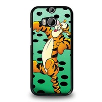 TIGGER Winnie The Pooh HTC One M8 Case Cover