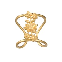 Thriving Spirit Gold Ring