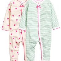 2-pack Jumpsuits - from H&M