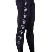 Restyle | Moon Phases Leggings - Tragic Beautiful buy online from Australia