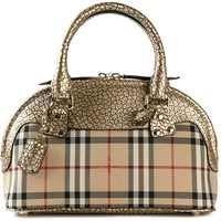 Burberry small 'Bloomsbury' bowling bag
