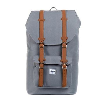 Herschel Supply Co. 'Little America' Backpack - Grey