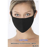 Wash and Reuse Face Covering