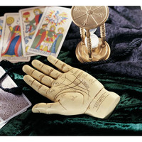 Park Avenue Collection Palmistry Hand