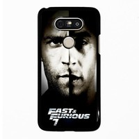 FAST AND FURIOUS 7 LG G5 Case Cover