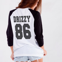 Drizzy Drake Ovo Shirt for Teen Teenage Girls Teenager Blogger Tumblr Instagram Clothes Fashion Shirt Girlfriends Christmas Gifts