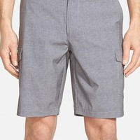 Men's RVCA 'Benefits' Hybrid Cargo Shorts ,