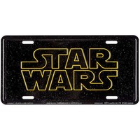 Star Wars Metal License Plate | Hobby Lobby | 1139591