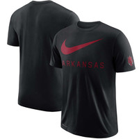 Men's Nike Cardinal Arkansas Razorbacks DNA Performance T-Shirt