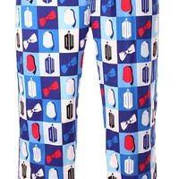 Doctor Who: Fez/Bow Tie Square Lounge Pants S   Doctor Who Shop