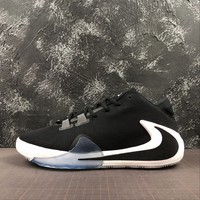 Nike Zoom Freak 1 Black White - Best Deal Online