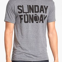 Kid Dangerous Grime Couture 'Sunday Funday Football' T-Shirt   Nordstrom