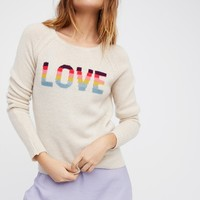 Free People Baly Bis Sweater