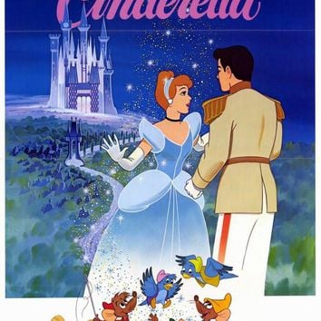Cinderella 11x17 Movie Poster (1981)