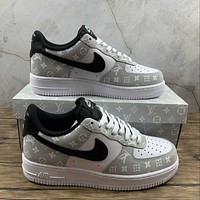 Morechoice Tuhy Nike Air Force 1 X LV Low Sneakers Casual Skaet Shoes BQ8988-108