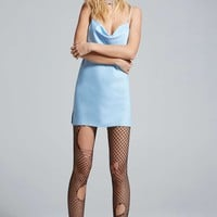 Love, Courtney by Nasty Gal Malibu Satin Slip Dress