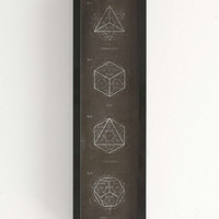Magical Thinking Geo Framed Wall Art - Urban Outfitters