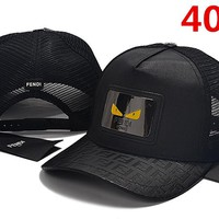 FENDI Stylish Golf Baseball Cap Hat 4042