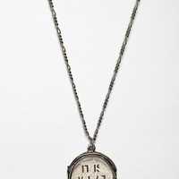 Urban Outfitters - Spinner Pendant Necklace
