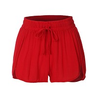 Elastic Waist Summer Beach Shorts (CLEARANCE)