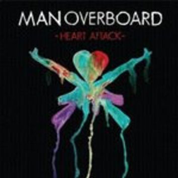 Man Overboard - Heart Attack LP