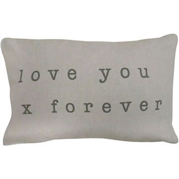 Park B. Smith® Love You Forever Decorative Pillow