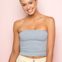 Jenny Tube Top - Tube Tops - Tops - Clothing