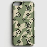 Louis Vuitton Camo Pattern iPhone 7 Case